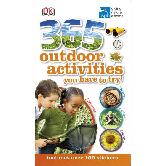 RSPB 365 outdoor activities you have to try! product photo