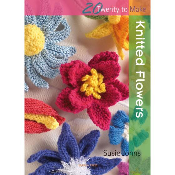 Knitted Flowers product photo Default L