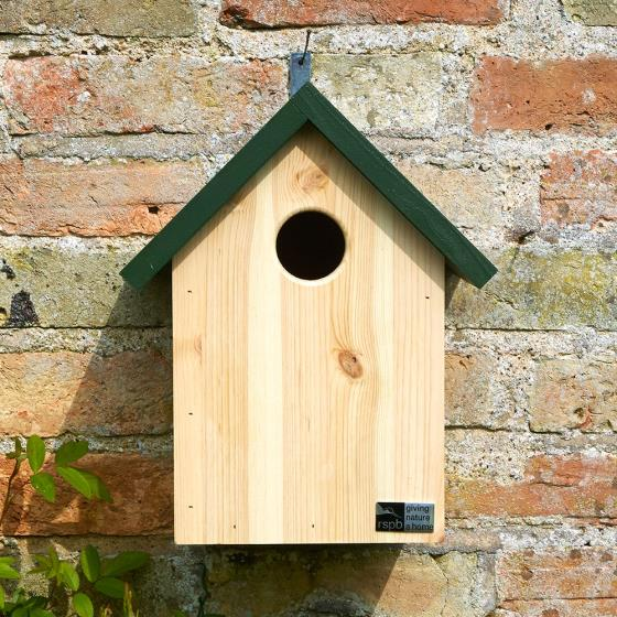 Apex starling nestbox product photo