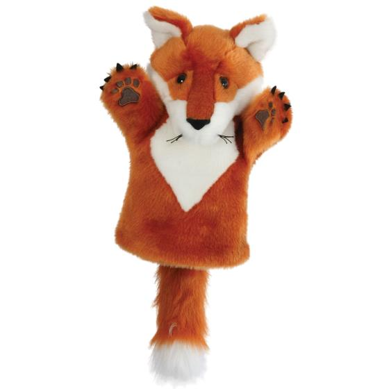 Fox CarPets hand puppet product photo Default L