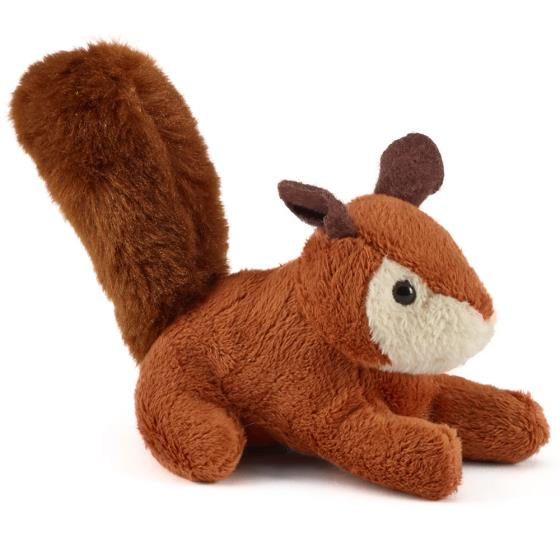 Squirrel bean buddy product photo Front View - additional image 1 L