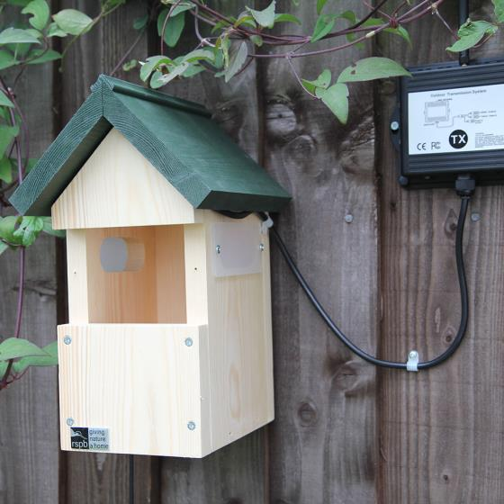 Wireless nest box camera system product photo additional image 5 L