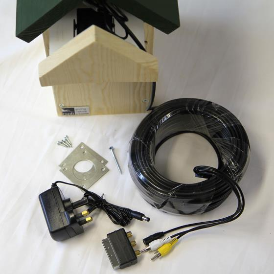 Nest box camera system product photo Side View -  - additional image 3 L