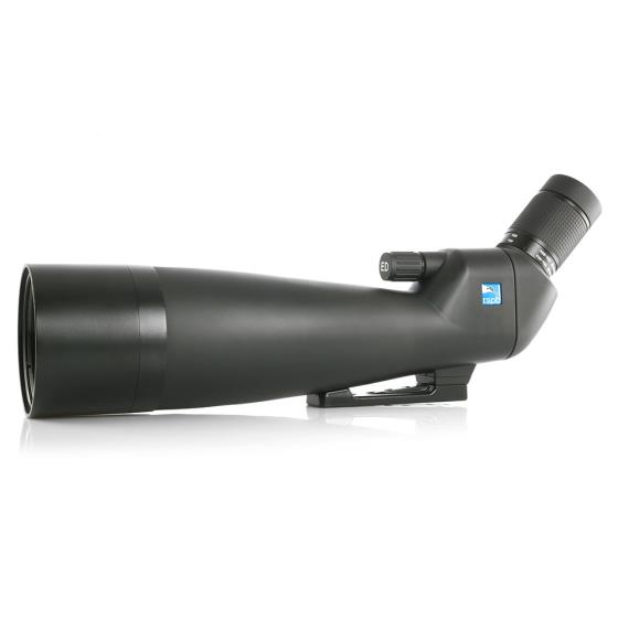 RSPB Harrier 80 scope, 20-60x eyepiece & case product photo Front View - additional image 1 L