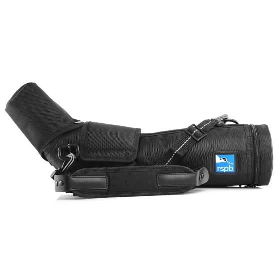 RSPB Harrier 80 scope, 20-60x eyepiece & case product photo Back View -  - additional image 2 L