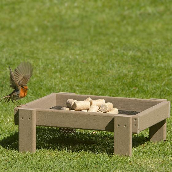 RSPB Woodlook ground table product photo Back View -  - additional image 2 L