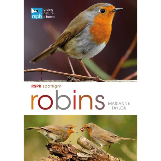 RSPB Spotlight series: Robins product photo Default L