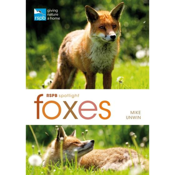 RSPB Spotlight foxes product photo Default L