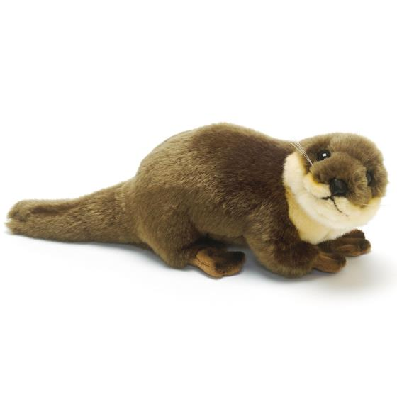 Living Nature otter soft toy product photo Default L