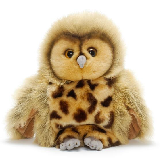 Owl hand puppet product photo Default L
