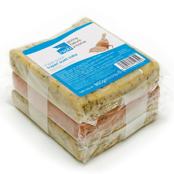 Super suet cakes x3 (variety) product photo Front View - additional image 1 L