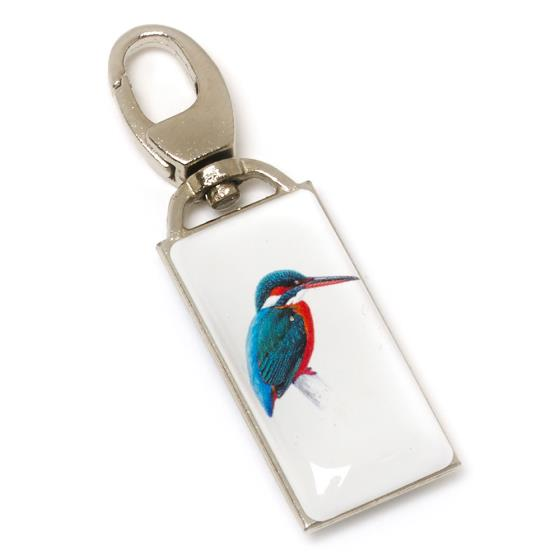 Zip Buddy, RSPB kingfisher product photo Default L