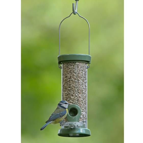 RSPB Ultimate Easy-clean® seed feeder, S product photo Front View - additional image 1 L