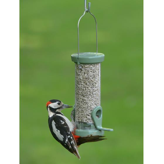 RSPB Ultimate Easy-clean® seed feeder, S product photo Back View -  - additional image 2 L