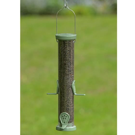 RSPB Ultimate Easy-clean®  nyjer feeder, medium product photo Front View - additional image 1 L
