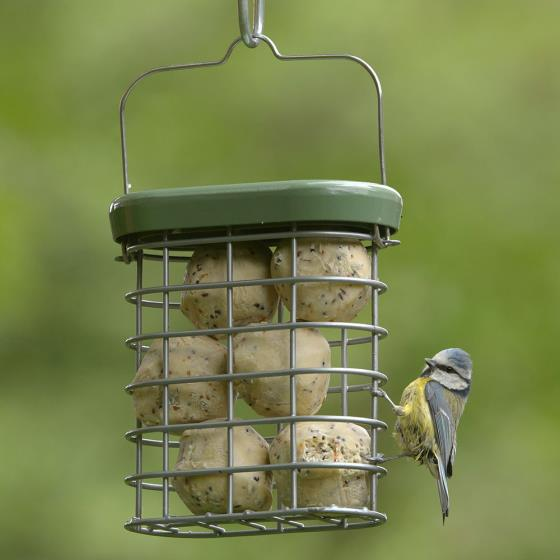 RSPB Ultimate suet feeder product photo Back View -  - additional image 2 L