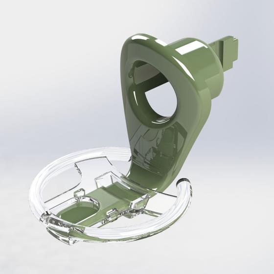 RSPB Feeder perch rings x 4 product photo