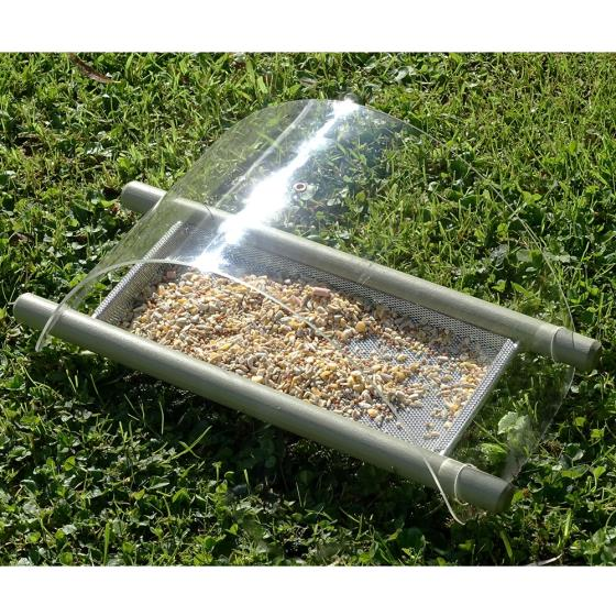 Arch ground feeder product photo Back View -  - additional image 2 L