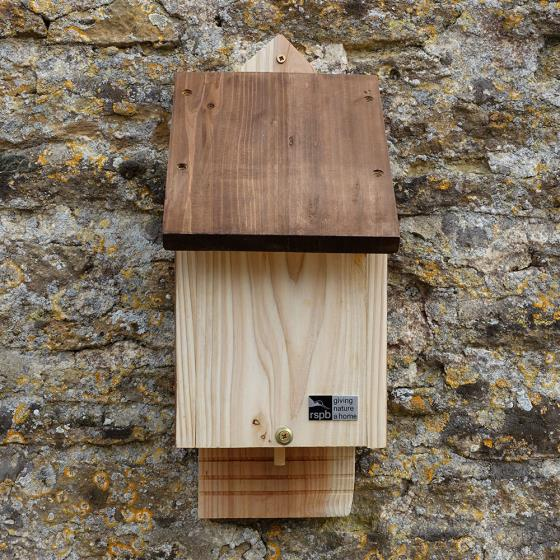RSPB single chamber bat box product photo Default L