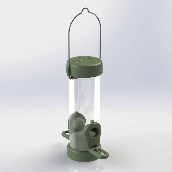 RSPB Classic easy-clean seed feeder - small product photo