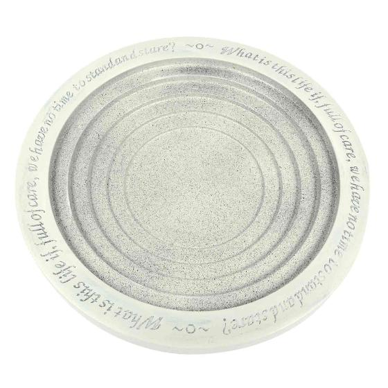 Shenstone bird bath product photo Side View -  - additional image 3 L