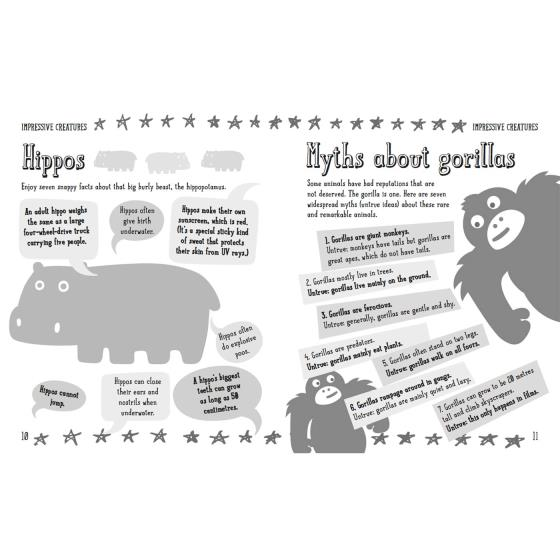 RSPB Wild Facts About Nature product photo Back View -  - additional image 2 L
