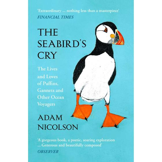 The Seabird's Cry - The Lives and Loves of Puffins, Gannets and Other Ocean Voyagers product photo Default L