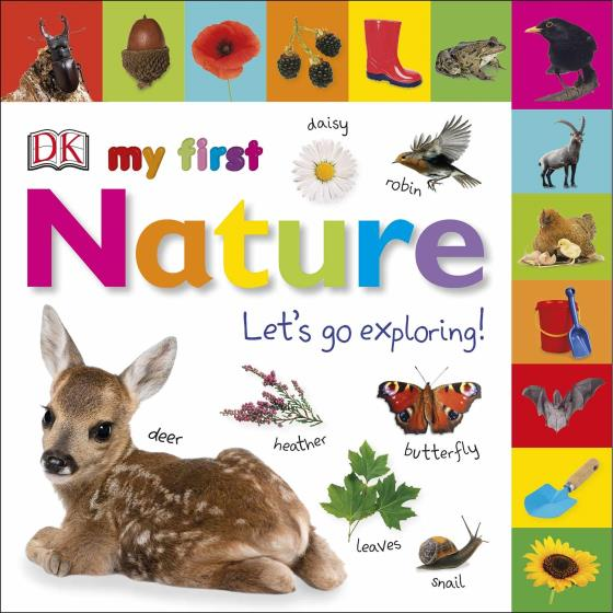 My First Nature - Let's Go Exploring - Dorling Kindersley product photo Default L