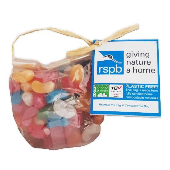 RSPB Jelly beans 200g product photo Front View - additional image 1 L