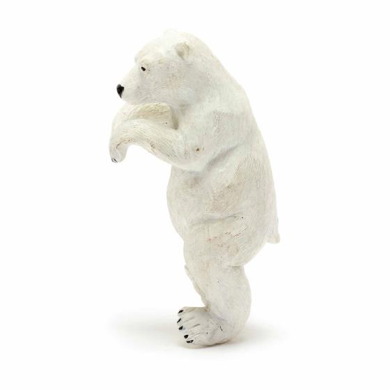 Polar bear pot hanger product photo Front View - additional image 1 L