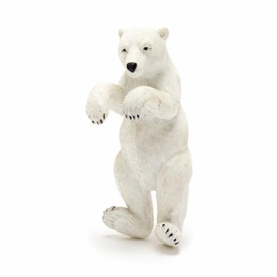Polar bear pot hanger product photo Back View -  - additional image 2 L