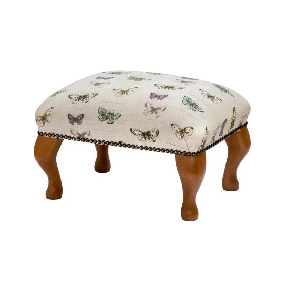 Stuart Jones RSPB Marlow footstool, butterflies product photo Default L