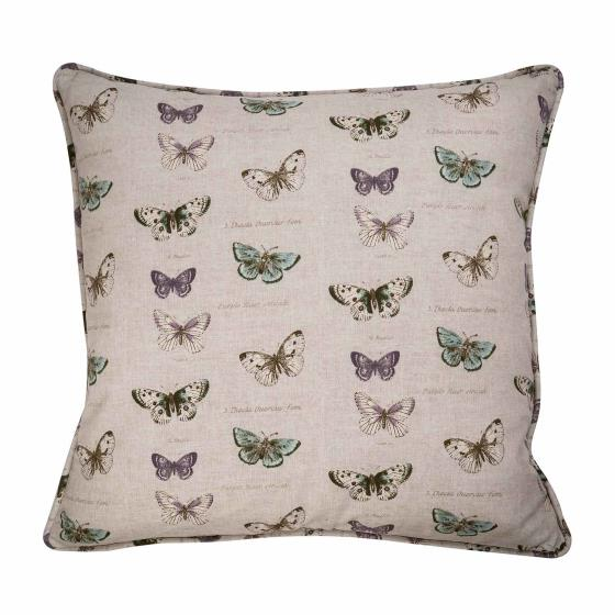 Stuart Jones RSPB cushion, butterflies product photo Default L