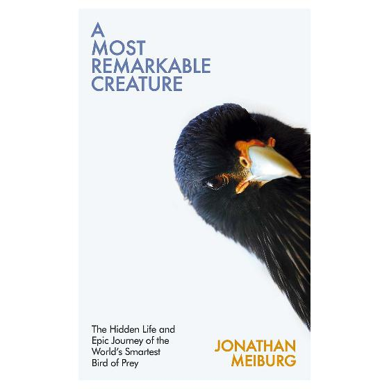 A Most Remarkable Creature: The Hidden Life and Epic Journey of the World's Smartest Bird of Prey product photo Default L