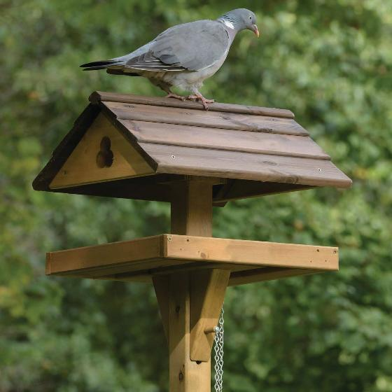 Adjus-table bird table product photo Side View -  - additional image 3 L