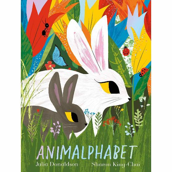 Animalphabet by Julia Donaldson, Sharon King-Chai product photo Default L