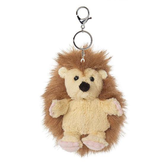 April the hedgehog keyring product photo Default L