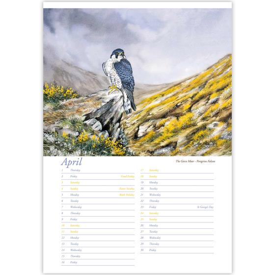 Artists Studio wall calendar 2021 product photo Side View -  - additional image 3 L