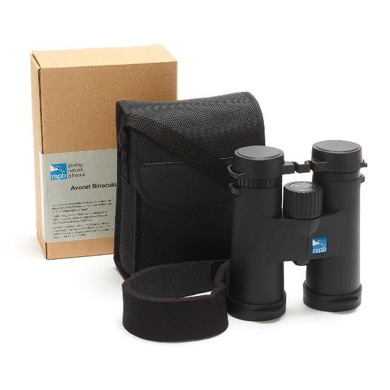 RSPB Avocet® 10 x 42 binoculars product photo Front View - additional image 1 L
