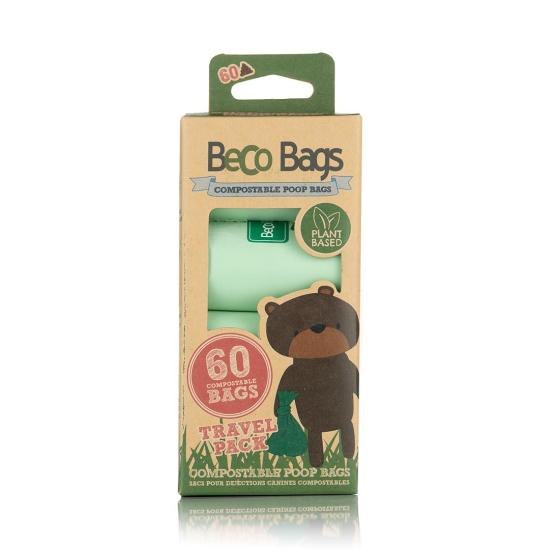 Beco Compostable poop bags product photo Default L