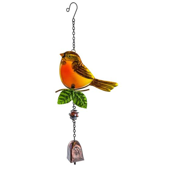 Wind chime robin product photo