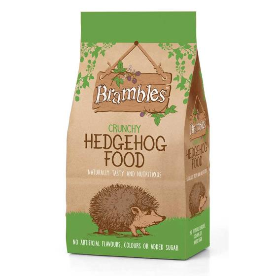 Brambles crunchy hedgehog food 2kg product photo Default L
