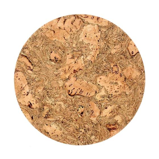 Cork placemat product photo Side View -  - additional image 3 L
