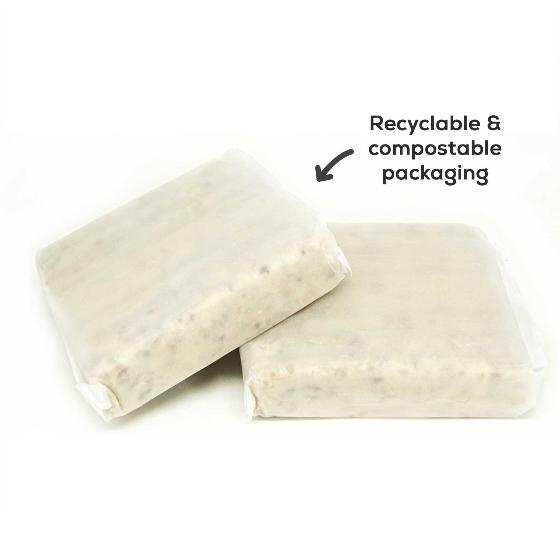 Favourites suet cakes - plastic free, x2 boxes product photo Back View -  - additional image 2 L