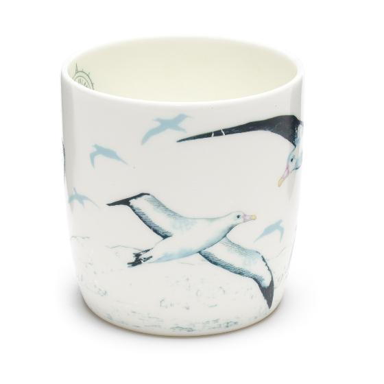 Albatross mug product photo Side View -  - additional image 3 L