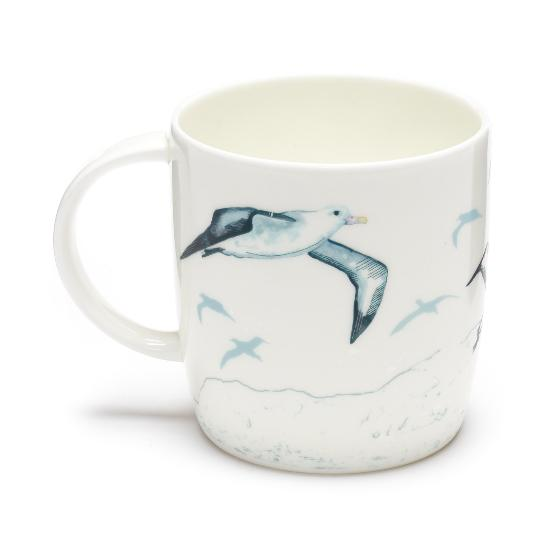 Albatross mug product photo Back View -  - additional image 2 L