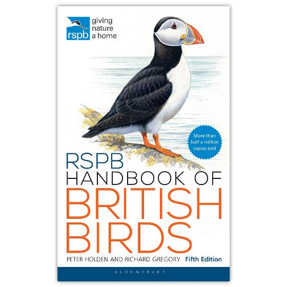 RSPB Handbook of British Birds, 5th edition product photo