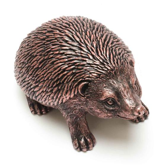 Hedgehog sculpture product photo additional image 5 L