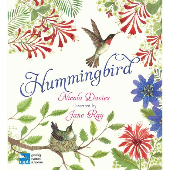 Hummingbird by Nicola Davies and Jane Ray product photo