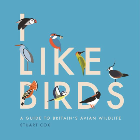I Like Birds - A Guide to Britain's Avian Wildlife product photo Default L